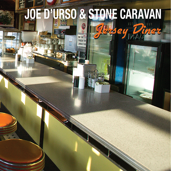 "Joe's New CD, ""Jersey Diner,&quot Now Available!"